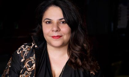 Michela Murgia a Treviglio presenta il suo nuovo libro