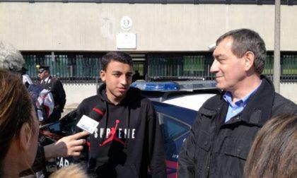 """Cittadinanza al bambino eroe di Crema, Salvini dice sì """"Come se fosse mio figlio"""""""