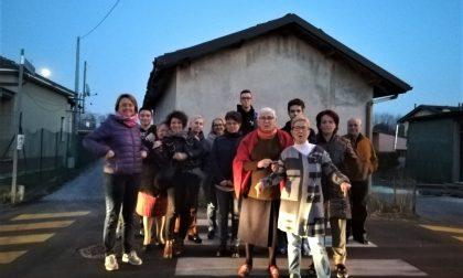 Via Brembate, i residenti si schierano dalla parte del sindaco
