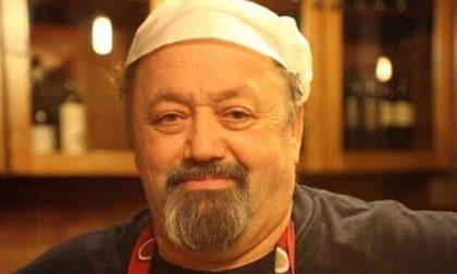 Si è spento lo storico ristoratore Roberto Vettorel Rivolta in lutto