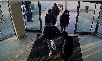 Baby gang al supermercato, identificato un altro componente