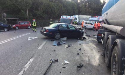 Incidente mortale a Calco, muore un anziano bergamasco
