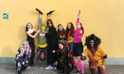 Niente carri, ma tante maschere: è Carnevale ad Agnadello FOTO