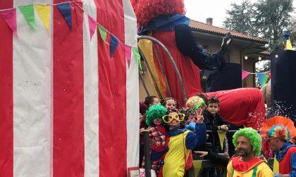 Carnevale Treviglio: maschere e carri in piazza VIDEO FOTO