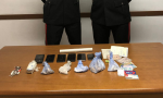 Blitz antidroga a Torre Pallavicina, arrestati due pusher