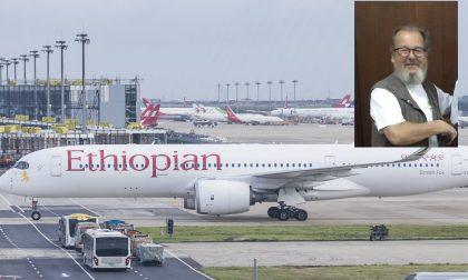 Disastro aereo Ethiopian,  di Africa Tremila Onlus le tre vittime