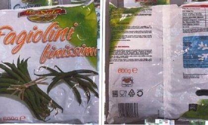 Erba velenosa nei fagiolini: ritirati lotti distribuiti anche da Eurospin