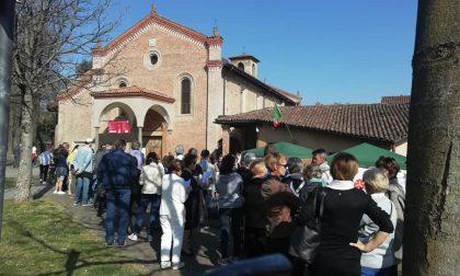 Giornate Fai di Primavera: boom di turisti a Caravaggio e Crema FOTO