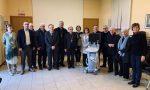 Inaugurato il nuovo ecografo del consultorio del Santuario