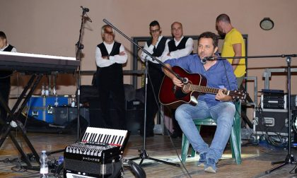 Gabriele Riva, sindaco cantautore, presenta il suo nuovo album