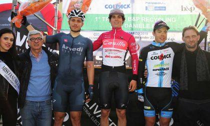 Ciclismo, Stefano Moro ad un passo dalla vittoria a San Daniele Po