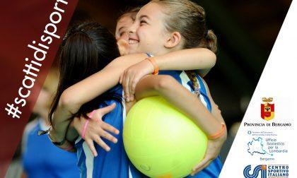 Scatti di sport... sono giochi per ragazze, ecco il concorso fotografico del Csi