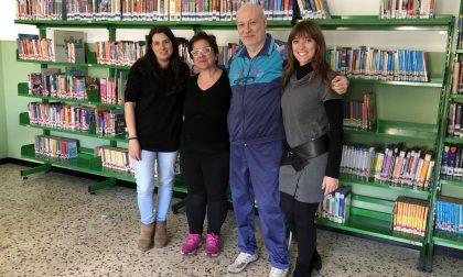 Geromina, la biblioteca riapre nella sua nuova sede