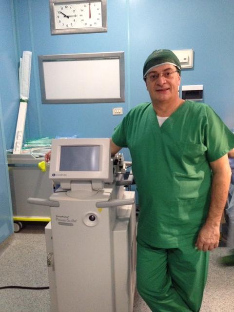 interventi di urologia in diretta
