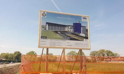 Iniziato il cantiere per la costruzione della nuova Casa di riposo