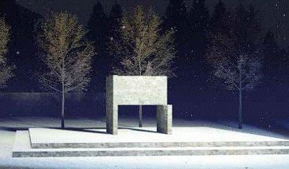 Il monumento al generale Dalla Chiesa