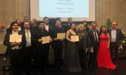 L'estremo oriente trionfa al concorso internazionale di Canto lirico G.B. Rubini.