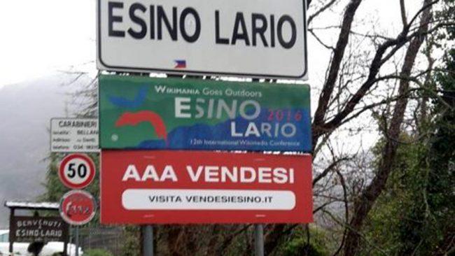 Paese in vendita nel Lecchese: l'epilogo in Regione (con sorpresa)