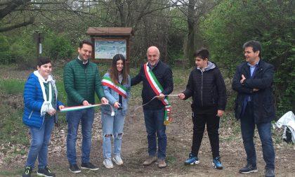 Inaugurato a Bariano il percorso vita nel Parco del Serio