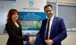 L'Eurodeputato Angelo Ciocca in visita all'Istituto Spallanzani di Rivolta d'Adda