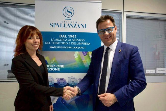 L&#8217&#x3B;Eurodeputato Angelo Ciocca in visita all&#8217&#x3B;Istituto Spallanzani di Rivolta d&#8217&#x3B;Adda