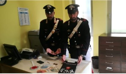 Arrestato spacciatore con addosso hashish e cocaina a Martinengo