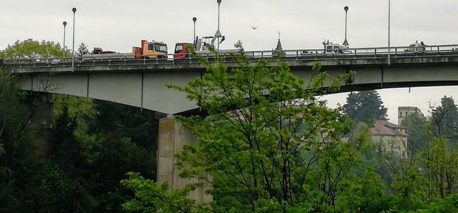 Ufficializzata la nuova chiusura del ponte di Trezzo sull&#8217&#x3B;Adda
