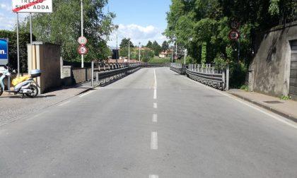 Il ponte di Trezzo sull'Adda ha riaperto i battenti