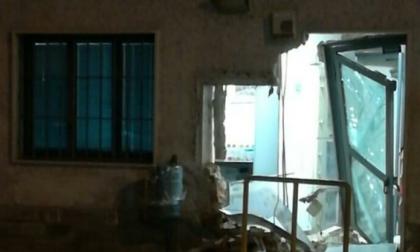 Assalto al Bancomat a Gallignano, i ladri fuggono con il bottino