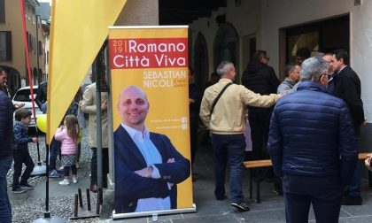 """Nicoli si (ri)presenta: ecco """"Romano città viva"""" FOTO"""