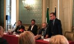 Brivio sigla con il Governatore Fontana e il Ministro Salvini l'accordo per la sicurezza integrata
