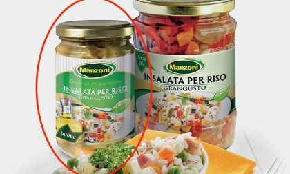 """""""Frammenti di vetro nei vasetti"""", Carrefour richiama insalata per riso prodotta nel Lecchese"""
