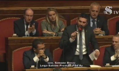 Arriva in  Parlamento il caso del candidato minacciato Luca Rimanti