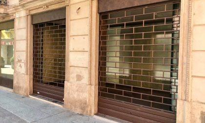Treviglio, sempre più negozi sfitti in centro