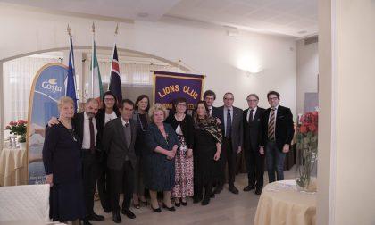 """Lions Club Pandino """"Il Castello"""" in campo per Lilt e Lcif"""