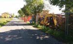 Lavori al fosso di via Colleoni, dalla messa in sicurezza alla ciclabile