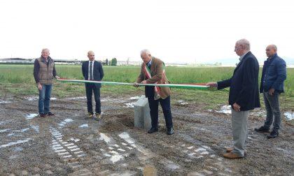 Posata la prima pietra della nuova Rsa di via Portico Nuovo FOTO VIDEO