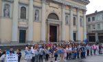 Flashmob per il clima nel castello di Pandino FOTO