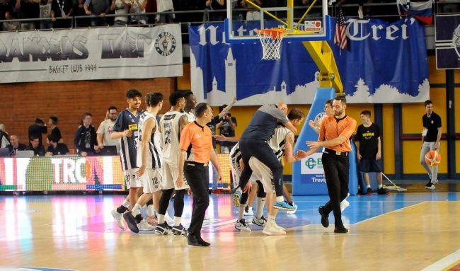 Storica Treviglio approda in semifinale FOTO