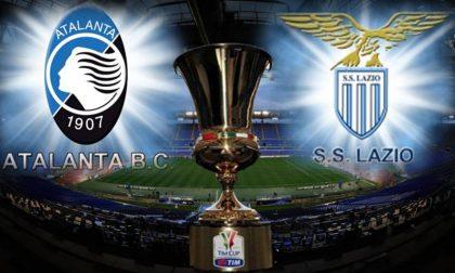 Finale Coppa Italia, sale la febbre per l'Atalanta