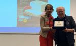 Il taleggio di Defendi premiato al TuttoFood di Milano