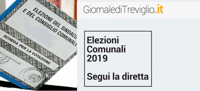 Elezioni comunali 2019 &#8211&#x3B; La Bassa sceglie: Segui lo spoglio con noi