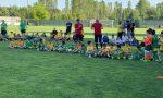 Festa di primavera della Rivoltana calcio, oltre 200 bambini in campo