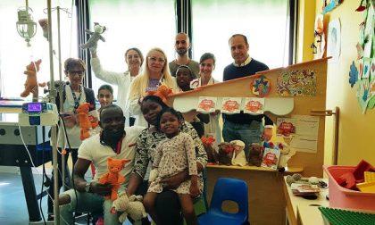 Donazione Coop Lombardia, ai bambini in dono i Fortunelli