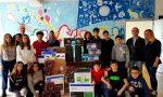 Oggetti scolastici e Tv: ecco le donazioni del Planet Volley