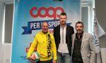 Cassano d'Adda grazie a Coop sarà per due giorni Città dello sport con Ivan Zaytzev FOTO