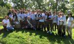 Legalità a scuola, piantato l'albero Falcone FOTO