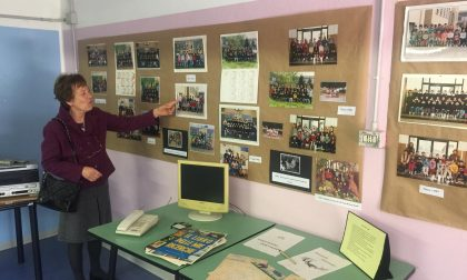 Gli ottant'anni della scuola  Locatelli  di Brignano FOTO