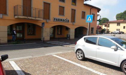 Rapina a mano armata alla farmacia di Capriate