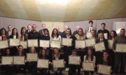 La Bcc Caravaggio e Cremasco premia gli studenti migliori